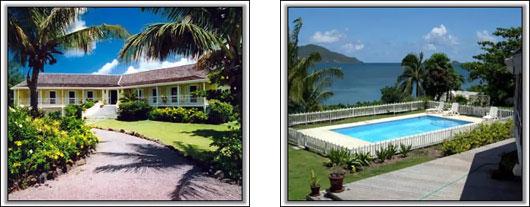 Luxury Nevis Villa Rental - Pelican Point