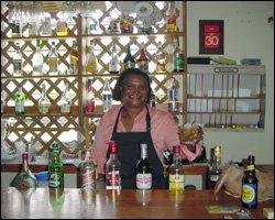 Pemos Restaurant - Newcastle, Nevis