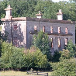 Nathaniel Wells' House in Chepstow - Piercefield House