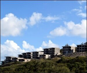 Pirate's Nest Hotel Under Construction