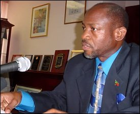 PM Douglas Addresses The Nation