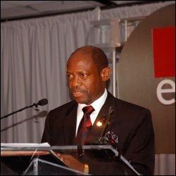 Prime Minister - Dr. Denzil Douglas