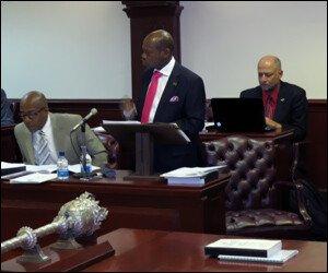 PM Douglas - Budget Address - 2012