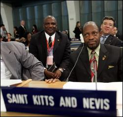 PM Douglas at World Food Security Meeting