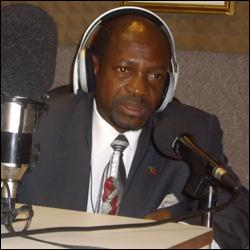 St. Kitts - Nevis PM - Denzil Douglas