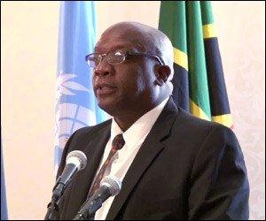 PM Harris At PAHO Meeting