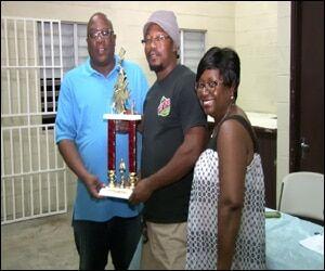 PM Harris Presents Domino Trophy