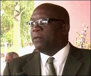 PM Harris Speaks Out On Crime