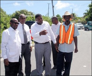 PM Tours Nevis Water Project