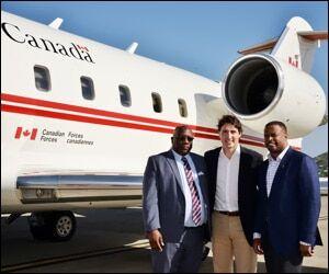Prime Minister Trudeau Visits Nevis