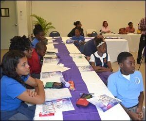 Nevis Poetry Writing Workshop A Success