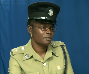 Rosemary Roberts - Police Inspector