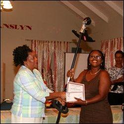 Pond Hill Receives Award