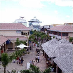 Cruise Ships at Port Zante