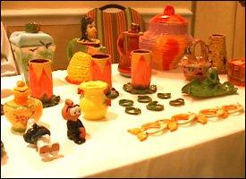 Pottery Workshop Graduation Pieces