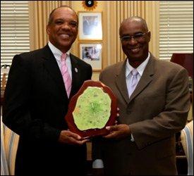 Bermuda Premier Brown - Nevis Premier Parry