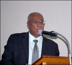 Premier Parry In St. Maarten