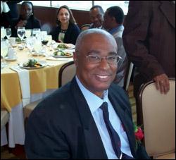 Premier of Nevis - Joseph Parry