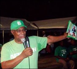 NRP Launches 2010 Federal Elections Manifesto
