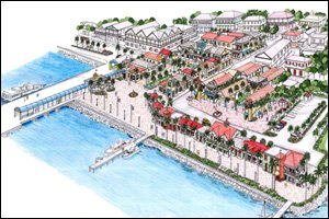 The Proposed Nevis Harbour Village