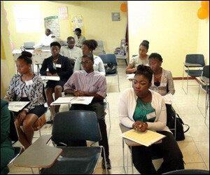 Prospective Nevis Teachers