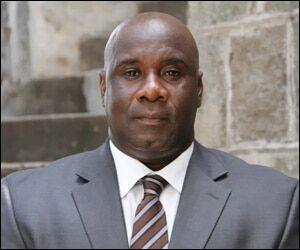 Public Utilities Minister - Alexis Jeffers