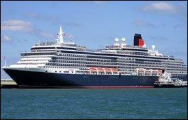 Cunard Line's Queen Victoria Cruise Ship