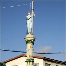 Queen Victoria Statue - Basseterre, St. Kitts