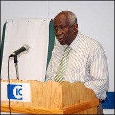 Veteran Radio Antillies Broadcaster - Mr Howard Bramble