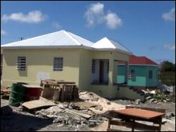 Ramsbury, Nevis New Houses