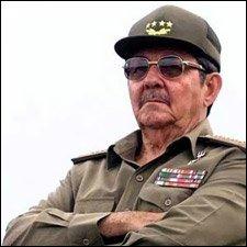 Cuban Dictaitor - Raul Castro