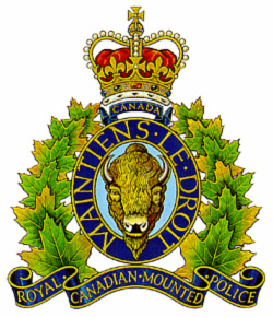 Royal Canadian Mounted Police Standard