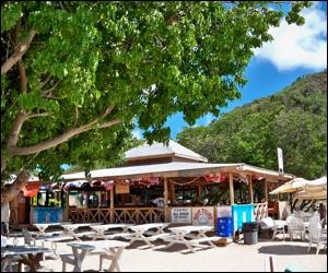 The Reggae Beach Bar - St. Kitts - Nevis
