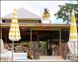 Reggae Beach Bar & Grill - St. Kitts
