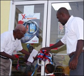Ribbon Cutting Ceremony At Xpetrol In Camps