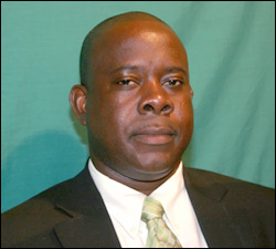 Robelto Hector - Nevis Agricultural Minister