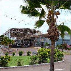 Robert L. Bradshaw Internationl Airport