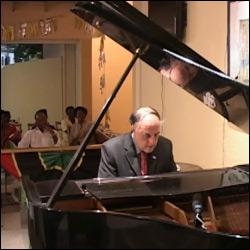 Roman Rudnytsky at St. Kitts - Nevis Piano Recital