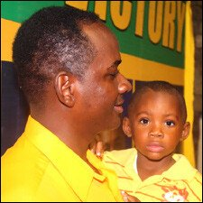 Ronald Louis Williams and Son