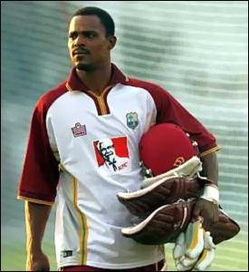 The Late West Indies Batsman - Runako Morton