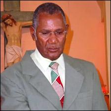St. Kitts - Nevis Minister of Health - Rupert Herbert