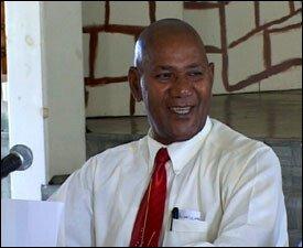 St. Kitts - Nevis Health Minister - Rupert Herbert