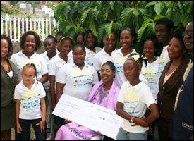 Rythmz Dance Group - Nevis, West Indies
