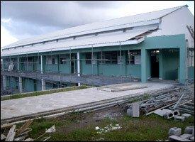 Saddlers School - St. Kitts - Nevis