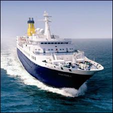 Saga Cruise Lines - Pearl II