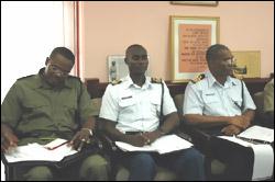 Saint Kitts - Nevis Defence Council
