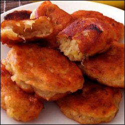 Saltfish Fritters (Stamp and Go) Recipe