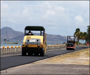 Charlestown, Nevis Beautification Project Moves Ahead