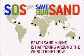 Sand Mining Requires A Permit