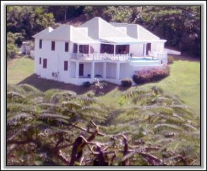 Luxury Nevis Villa Rental - Sans Souci